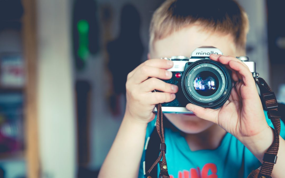 Taking Photos of Kids is Easier than you Think